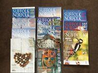 Suffolk Norfolk Life Magazines