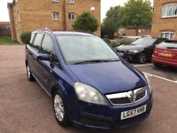 VAUXHALL ZAFIRA 1.6 16V AOUTMATIC EXCELLENT CONDITION