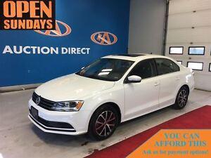 2016 Volkswagen Jetta SUNROOF! APPLE CAR PLAY! FINANCE NOW!
