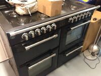 Stoves Richmond 1100 dual fuel range cooker for sale
