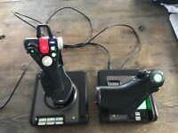 Saitek X52 Pro - Joystick