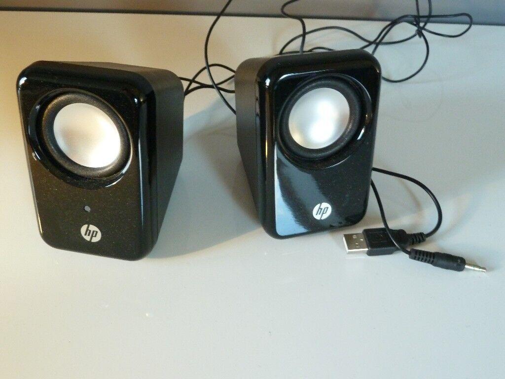 HP Multimedia 2.0 Speakers (BR367AA)