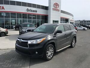 2014 Toyota Highlander XLE/SUNROOF,LEATHER SEAT