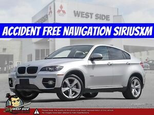 2012 BMW X6 xDrive35i–Accident Free–Satellite Radio–Navigation–3