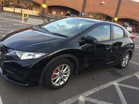 Honda Civic low mileage clean in out