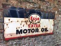 Vintage signage and advertising wanted