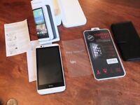 """HTC 510 4.7"""" 4G MOBILE PHONE **sim free"""