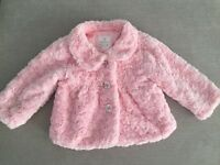 Baby girls clothes selection