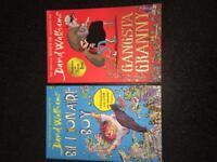 2x David Walliams Books | 2 for £10