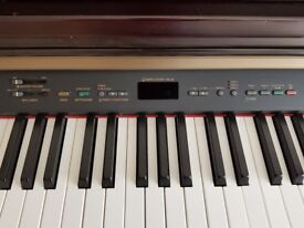 Dark Brown, Yamaha Clavinova Piano Recently Serviced