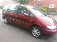 Ford galaxy 1.9 glx tdi