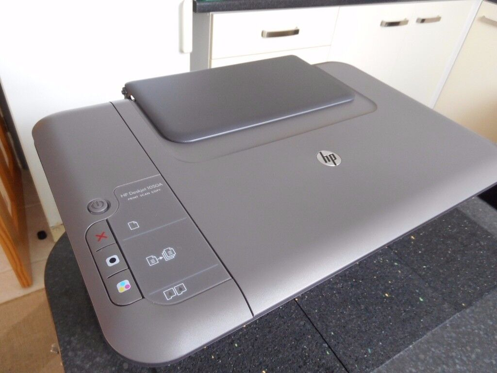 Printer HP Almost New 3 in 1 Printer, Scanner, Photo Copier