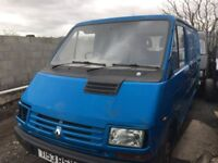 RENAULT TRAFIC 1999 YEAR - SPARE PARTS AVAILABLE