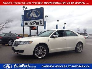 2012 Lincoln MKZ Heated Leather|Bluetooth|Power Options| Great K