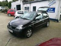 Clio 2006 1149cc campus FullMOTserviceCambeltWarranty all included.est1985,cards accepted. VGC