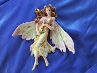 Beautiful Hanging Ceramic Fairy