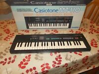 Casiotone MT-110 Key Board
