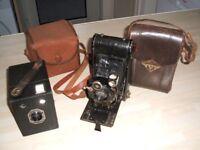 1930c Vintage Cameras