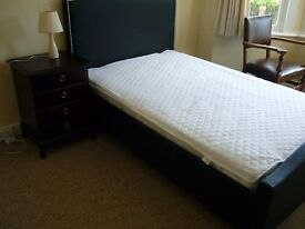 Richmond-- Bright newly furnished double bedroom in shared house in Kew village