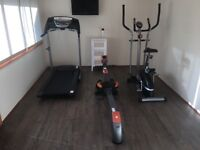 State of the art gym equipment
