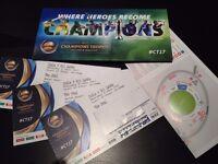ICC Tickets - India Vs Sri Lanka - GOLD category A - x3 tickets - £190 - 8th June 2017