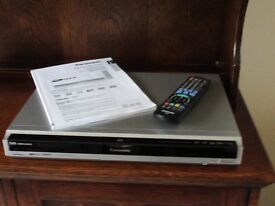 Panasonic DMR-EX77EB 160GB HDD/DVD Recorder with Freeview