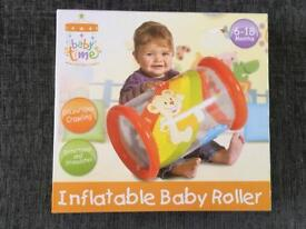 Brand new inflatable baby roller