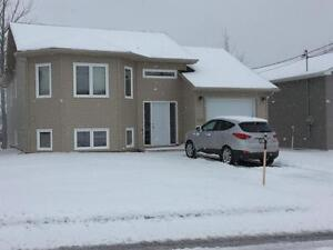 268/270 FREEMAN - NEW DUPLEX LOCATED IN MONCTON NORTH