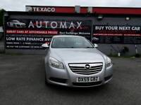59 plate OPEL /VAUXHALL INSIGNIA 1.6 16 VALVE SC 6 SPEED 1 OWNER FSH