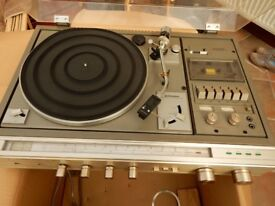 Pioneer Stereo Music Centre Model M-6500 Collectors item