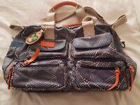 Fabulous oilily nappy bag