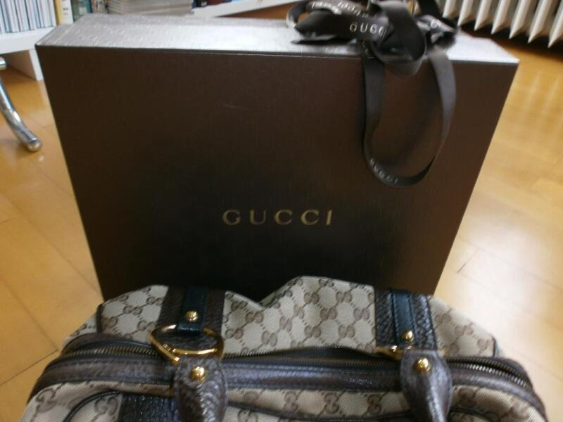 gucci damen handtasche in dortmund dortmund h rde ebay kleinanzeigen. Black Bedroom Furniture Sets. Home Design Ideas