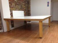 Large Square Desk