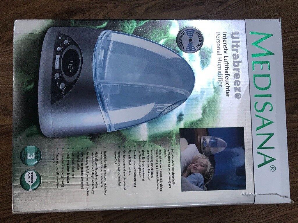 Medisana humidifier | in Great Shelford, Cambridgeshire | Gumtree