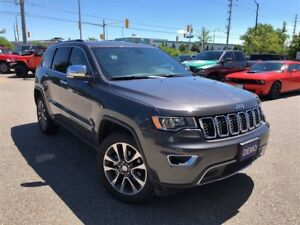 2018 Jeep Grand Cherokee Limited*DEMO W/ONLY 6362 KMS ON IT