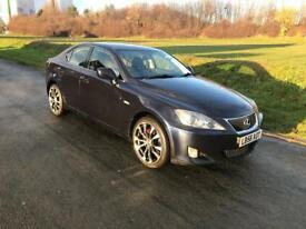 Lexus IS diesel warranty available