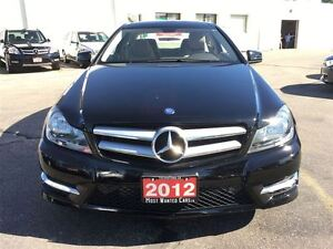 2012 Mercedes-Benz C-Class C250 | 1.8L COUPE | BEIGE LEATHER | N Kitchener / Waterloo Kitchener Area image 9