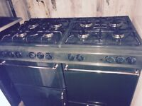 New home range cooker 110cm free delivery