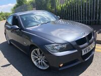 BMW 318i 2.0 M SPORT SALOON AUTOMATIC 2006 (56) VERY CLEAN LONG MOT DRIVES WELL
