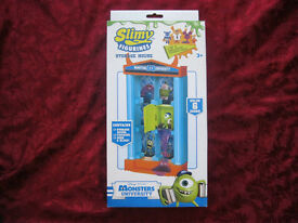 Monsters University Storage House (4 for £4.00)