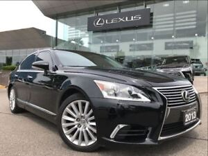2013 Lexus LS 460 Prestige Pkg AWD Navi Backup Cam Leather Sunro