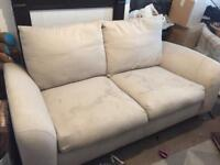 Large 3 seater sofa free!! Pick up today only