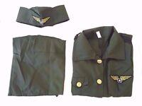 Brand New Unworn Ladies Army Girl Fancy Dress Costume UK Size 10