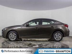 2014 Mazda MAZDA3 GS-SKY. CAMERA. BLUETOOTH. KEYLESS. ALLOYS