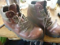 "Ladies ""Brasher' hiking/walking boots."