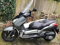 Yamaha yp250r x max