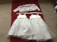 Tigerlily Flower girl dresses x2 for sale