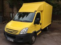 Iveco daily box/Luton van 08/58reg fabulous condition,years mot,low miles,no issues,£4995 novat eton