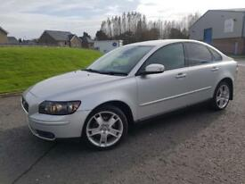 2006 Volvo S40 1.6d!! Great car and LONG MOT