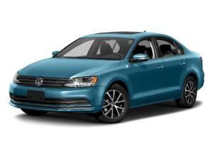 2016 Volkswagen Jetta 4DR 1.4 TSI AT TREND